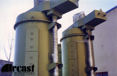 Ircast Electrical pit type Anealing Furnace