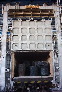 ایرکست کوره پریهیتر(پیشگرم) فولاد