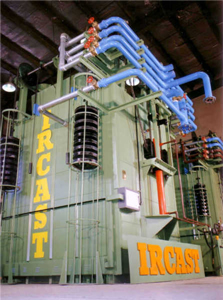 Ircast Elevator type Quenching Tank